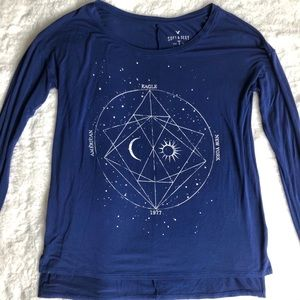 American Eagle Soft & Sexy Astrology Tee